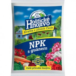 Hoštické NPK s guánom 1 kg