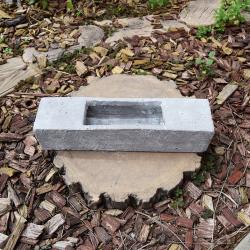 Obal cement 30,5x8x6,5cm