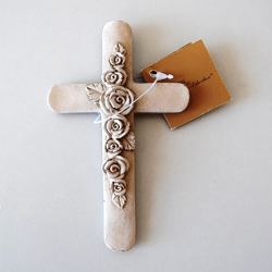 Krížik - ruže