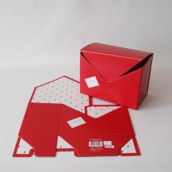 Flower box červený +...