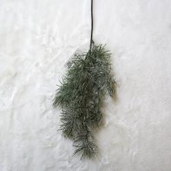 Vetvička čečina gliter 52cm