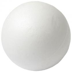 Polystyrén guľa 12 cm