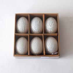A-Veľkonočné vajíčka záves S/6
